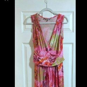 Jennifer Lopez women's maxi dress